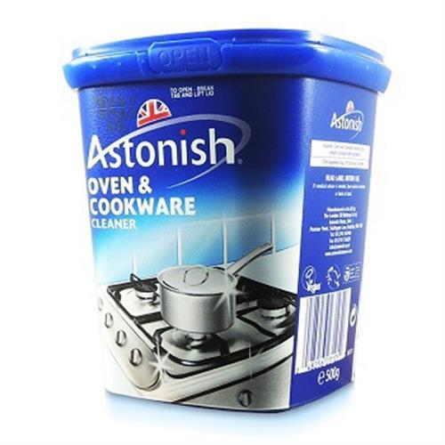 Astonish 速效廚房萬用去汙霸(500g)