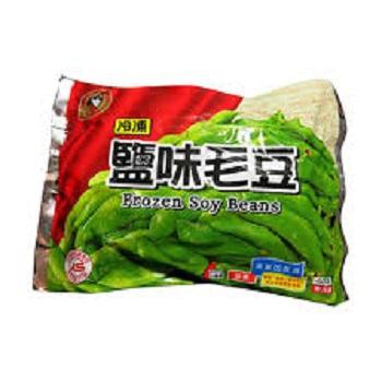 禎祥 鹽味毛豆(300g)