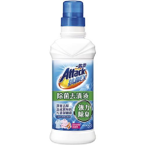 一匙靈 抗菌EX除菌去漬液瓶裝(600ml)