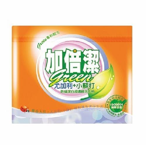 加倍潔 茶樹+小蘇打制菌潔白洗衣粉(800g)
