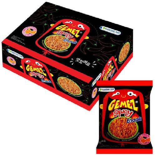 《韓國Enaak》小雞麵辣味(14g*30包/盒)