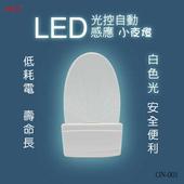 《明家》LED光控自動感應小夜燈GN-001