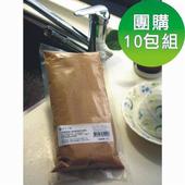 《養生小舖》10包團購組~ 環保清潔~茶籽粉(600g/包*10包)