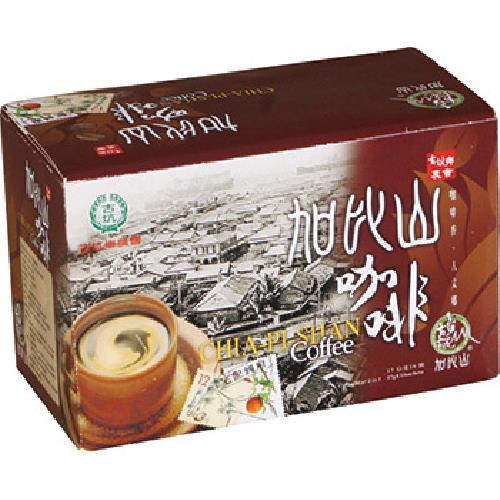 《古坑鄉農會》加比山三合一咖啡(17g*18包/盒)