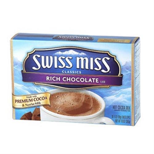 《SwissMiss 瑞士妞》可可粉(香醇 - 280g/盒)