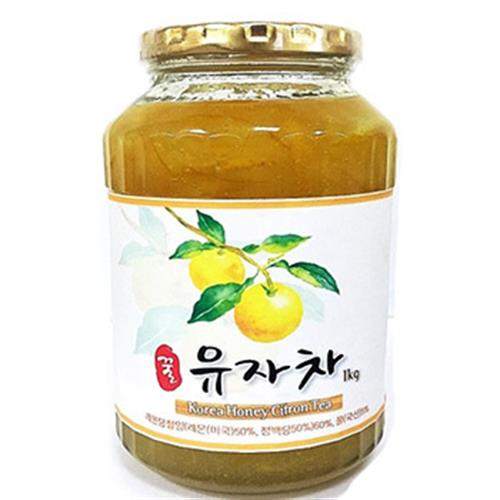 韓國 柚子茶(1kg/罐)