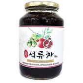《韓國》石榴茶1kg/罐 $220