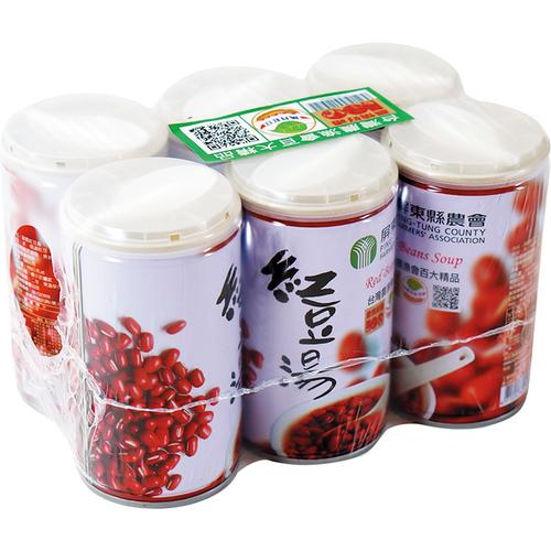 《屏農》紅豆湯(320g*6入)