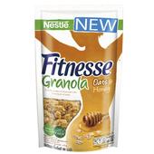 《雀巢》纖怡FITNESSE全穀早餐300g蜂蜜燕麥