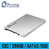 《PLEXTOR》S3C 256GB SSD 2.5吋固態硬碟
