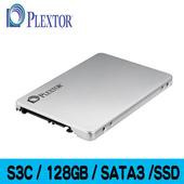 《PLEXTOR》S3C 128GB SSD 2.5吋固態硬碟