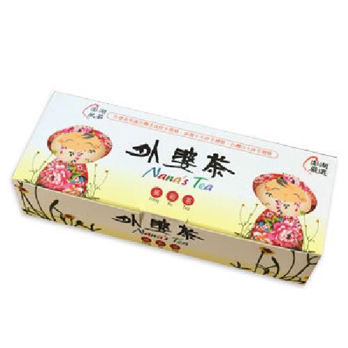 《澎湖》外婆茶(2.5g*10袋/盒- 袋茶型)