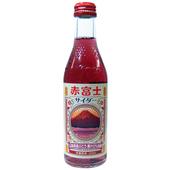 《木村》汽水(紅富士葡萄-240ml/瓶)