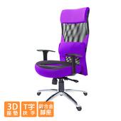 《GXG》高背美姿 電腦椅 (T字扶手) TW-173LU(請備註顏色)