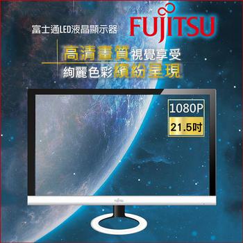 FUJITSU 富士通 CV22T-1R 22型 VA 液晶寬螢幕顯示器 VGA / HDMI 介面(CV22T-1R)