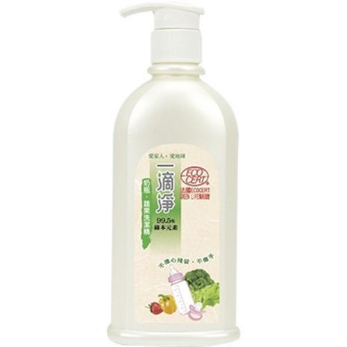 楓康 一滴淨奶瓶蔬果洗潔精(300g)