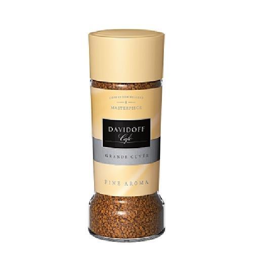 大衛杜夫DAVIDOFF 經典即溶咖啡100g(香醇)