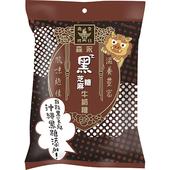 《森永》黑糖黑芝麻牛奶糖經濟包180g