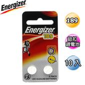 《Energizer 勁量》189_LR54.1130鈕扣 鹼性電池 10入(189_LR54.1130鈕扣 鹼性電池 10入)