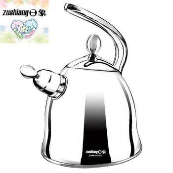 《日象》ZONK-05-25S經典不鏽鋼鳴笛壺(2.5L)  1入
