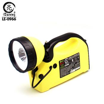 《威電》LE-0966充電式LED照明燈  1入