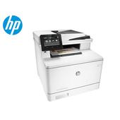 《HP》HP Color LaserJet Pro MFP M477fdw 無線雙面觸控彩色雷射傳真複合機(M477fdw)