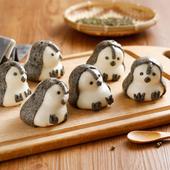 《禎祥食品》企鵝甜包-綠豆餡 (10粒)
