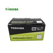 《東芝》新環保高效能碳鋅電池4號40入