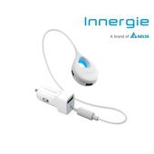 《台達電》Innergie PowerCombo Go Hub 1+3延長型智能USB極速車充
