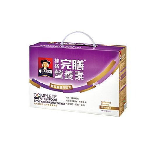 桂格 糖尿病完膳營養素(250ml*8入/盒)