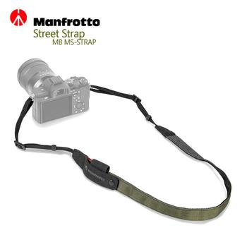 《Manfrotto》街頭玩家微單眼相機背帶 Street CSC Camera Strap
