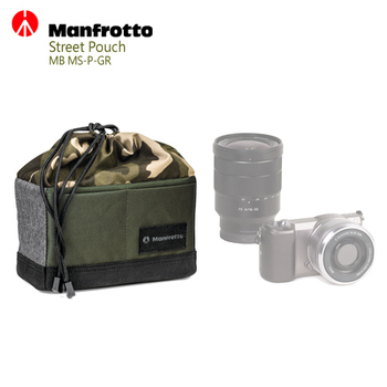 《Manfrotto》街頭玩家微單眼相機袋 Street CSC Camera Pouch街頭玩家系列-85折