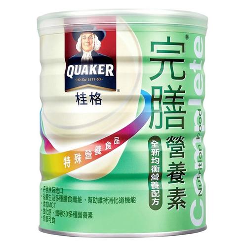 《桂格》完膳營養素雙效營養配方(850g/罐)