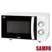 《SAMPO聲寶》25L 平台式微波爐 RE-N725PR