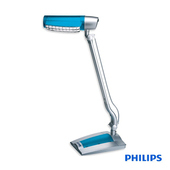 《飛利浦PHILIPS》防眩光檯燈PLEU23207藍