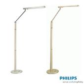 《飛利浦PHILIPS》天秤座立燈 PLL36206 (金/銀兩色)(銀色)