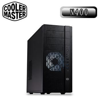 Cooler Master 酷媽 N400 機殼 ATX USB3.0 (豪華版)