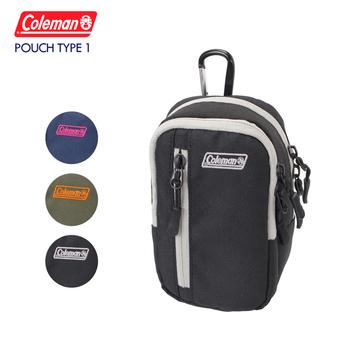 《Coleman》類單/微單眼包 Camera Pouch Bag Type 1(海軍藍)