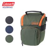 《Coleman》槍套包 Camera Holster Bag(墨綠)贈送GT-01桌上型腳架