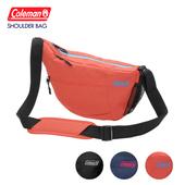 《Coleman》側背包 Camera Shoulder Bag(黑)贈送GT-01桌上型腳架