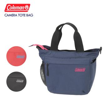 《Coleman》托特包 Tote Bag(海軍藍)
