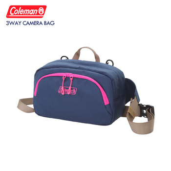 《Coleman》三用相機背包(海軍藍)3 Way Camera Body BagD11-COL-3CO-8721