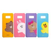 《SAMSUNG》Galaxy S8+ LINE FRIENDS 原廠手機殼 (盒裝)(粉色)