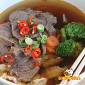 《極鮮配》原汁牛肉湯 (430g±10%/包)(1包入)