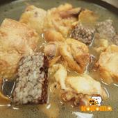 《極鮮配》麻香菌菇米血雞湯 (430g±10%/包)(1包入)