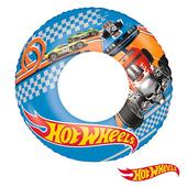 《艾可兒》Hot Wheels。22吋風火輪汽車充氣泳圈