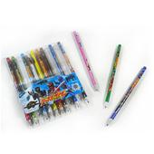 《艾可兒》幻星神12色環保色鉛筆