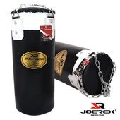 《艾可兒》JOEREX。吊掛式仿皮格鬥拳擊訓練沙包袋-5kg