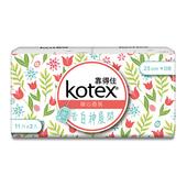 《靠得住》暖心香氛衛生棉日用23cm(11片x2包)