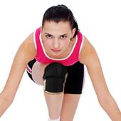 《TAZCO》膝部能量舒活帶(S-M)